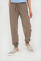 Брюки женские Finn Flare, цвет светло-коричневый, размер XS
