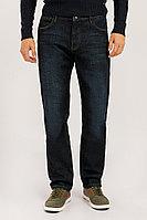 Джинсы мужские Finn Flare, цвет темно-синий, размер W38L36