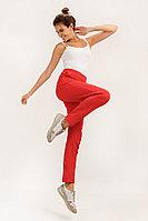 Брюки женские Finn Flare, цвет красный, размер 2XL
