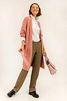 Кардиган женский Finn Flare, цвет миндальный, размер XL