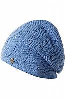 Шапка женская Finn Flare, цвет голубой, размер 56