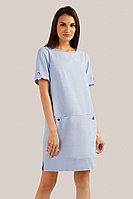 Платье женское Finn Flare, цвет сиреневый, размер 2XL