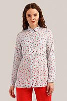 Блузка женская Finn Flare, цвет сиреневый, размер XL