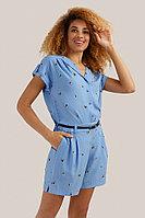 Комбинезон женский Finn Flare, цвет голубой, размер XL