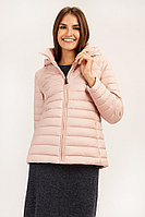 Куртка женская Finn Flare, цвет миндальный, размер 4XL