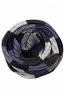Шарф мужской Finn Flare, цвет темно-синий, размер