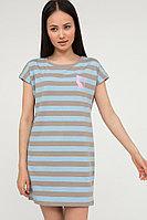 Платье женское Finn Flare, цвет светло-коричневый, размер XL