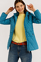 Куртка женская Finn Flare, цвет темно-бирюзовый, размер XL