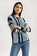 Джемпер женский Finn Flare, цвет темно-синий, размер M