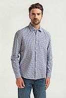 Рубашка мужская Finn Flare, цвет синий, размер 5XL