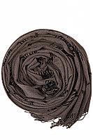 Шарф женский Finn Flare, цвет коричневый, размер -