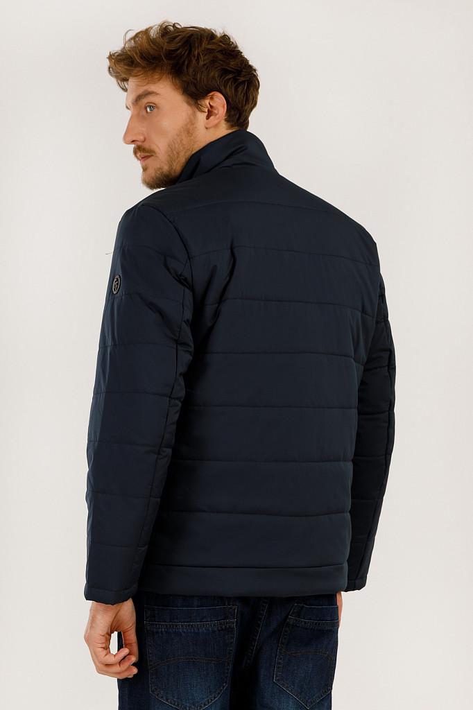 Куртка мужская Finn Flare, цвет темно-синий, размер L - фото 4