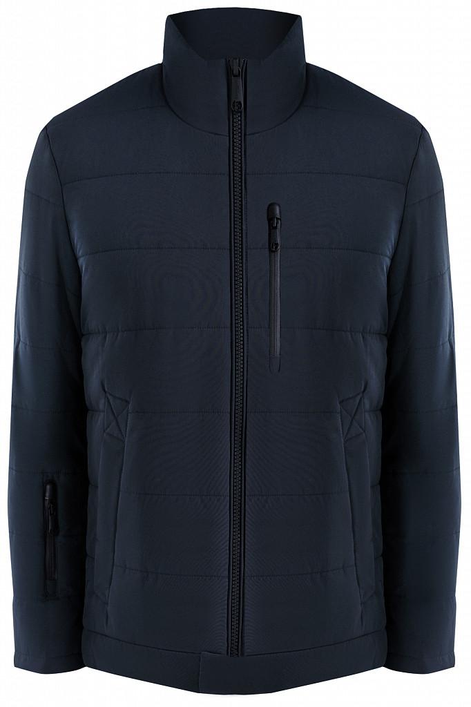Куртка мужская Finn Flare, цвет темно-синий, размер L - фото 6