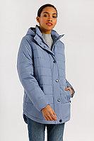 Куртка женская Finn Flare, цвет голубой, размер 4XL