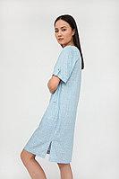 Платье женское Finn Flare, цвет голубой, размер M