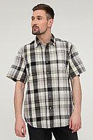 Рубашка мужская Finn Flare, цвет темно-серый, размер M