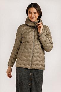 Куртка женская Finn Flare, цвет светло-коричневый, размер XS