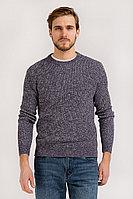 Джемпер мужской Finn Flare, цвет синий, размер 2XL