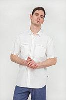 Рубашка мужская Finn Flare, цвет белый, размер M