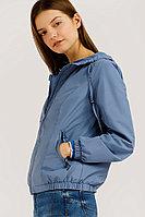 Куртка женская Finn Flare, цвет голубой, размер S