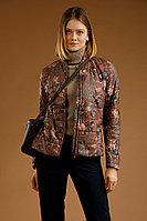 Куртка женская Finn Flare, цвет коричневый, размер 2XL