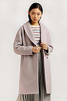 Пальто женское Finn Flare, цвет серый, размер L