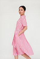 Платье женское Finn Flare, цвет светло-розовый, размер 2XL