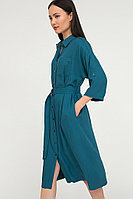 Платье женское Finn Flare, цвет деним , размер XL