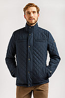 Куртка мужская Finn Flare, цвет темно-синий, размер 4XL