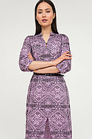 Платье женское Finn Flare, цвет сиреневый, размер M