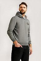 Худи мужское Finn Flare, цвет серый, размер 3XL
