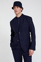 Пиджак мужской Finn Flare, цвет темно-синий, размер XL