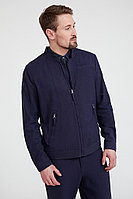 Ветровка мужская Finn Flare, цвет темно-синий, размер M