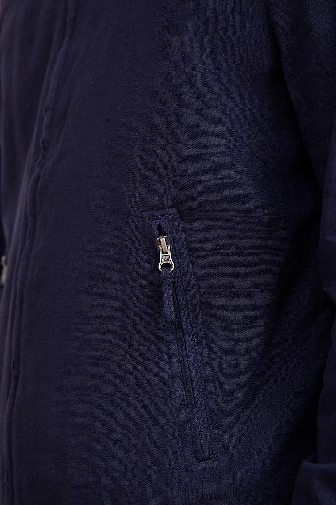 Ветровка мужская Finn Flare, цвет темно-синий, размер M - фото 5