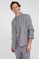 Ветровка мужская Finn Flare, цвет серый, размер XL