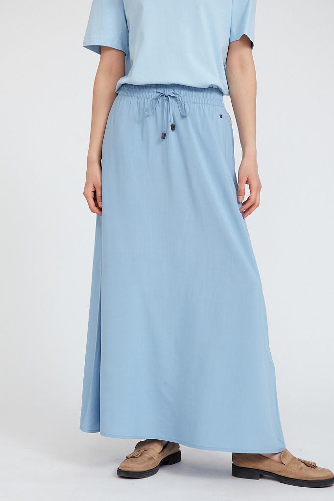 Юбка женская Finn Flare, цвет серо-голубой, размер M - фото 2