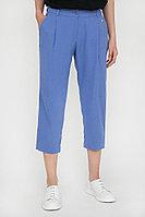 Брюки женские Finn Flare, цвет синий, размер 2XL