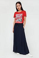 Юбка женская Finn Flare, цвет темно-синий, размер XL