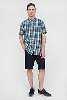 Рубашка мужская Finn Flare, цвет светло-голубой, размер 2XL