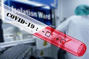 Фасовка тестов на коронавирус