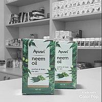 Масло Нима (Neem Oil) Ayusri, 60 мл
