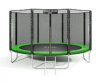 Батут Atlas Sport 404 см (13ft) Basic GREEN