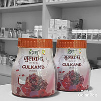Гулканд (джем из лепестков Розы) (400 г), Gulkand, произв. Patanjali