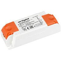 Блок питания ARJ-KE48250 (12W, 250mA) (Arlight, IP20 Пластик, 5 лет)