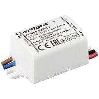 Блок питания ARJ-KE11350 (4W, 350mA) (Arlight, IP44 Пластик, 5 лет)