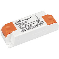 Блок питания ARJ-KE52350 (18W, 350mA, PFC) (Arlight, IP20 Пластик, 5 лет)
