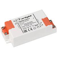 Блок питания ARJ-KE30600 (18W, 600mA, PFC) (Arlight, IP20 Пластик, 5 лет)