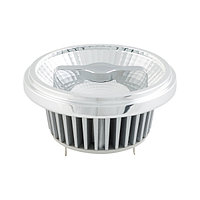 Лампа AR111-FORT-G53-15W-DIM Warm3000 (Reflector, 24 deg, драйвер 350mA) (arlight, Металл)