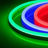 Гибкий неон ARL-CF5060-Classic-220V RGB (26x15mm) (arlight, 8 Вт/м, IP65)