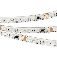 Светодиодная лента DMX-5000SE-5060-60 24V Cx6 RGB (12mm, 14.4W/m, IP65) (arlight, Закрытый, IP65)